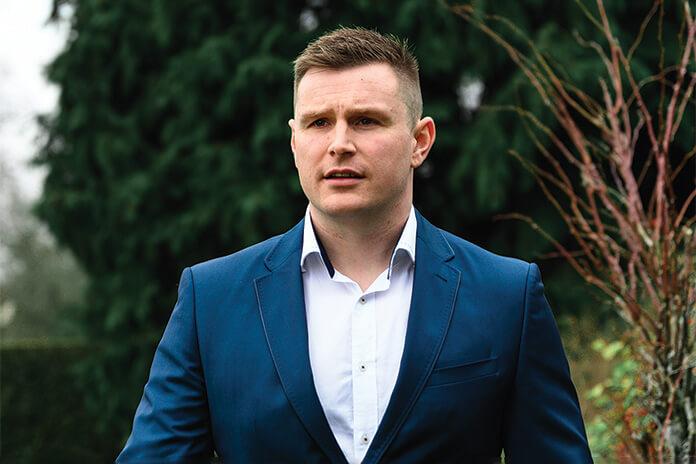 Grant Robe - Executive Mindset Coach